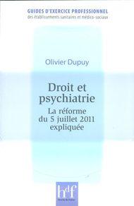 Livre Oliver Dupuy