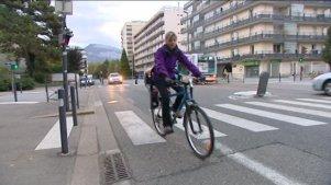 Défi sans ma voiture à Grenoble !